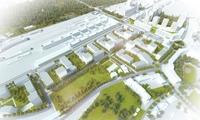 В центре Праги построят новый жилой квартал