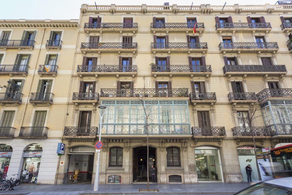 Квартиры в испании в барселоне