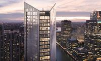В Лондоне строят новый небоскреб
