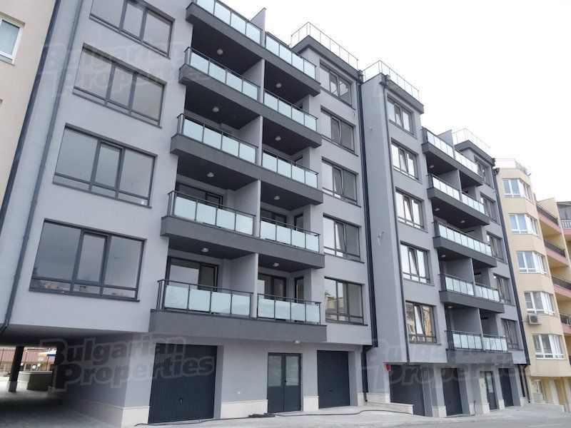 Апартаменты в Варне, Болгария, 41.68 м2 - фото 1