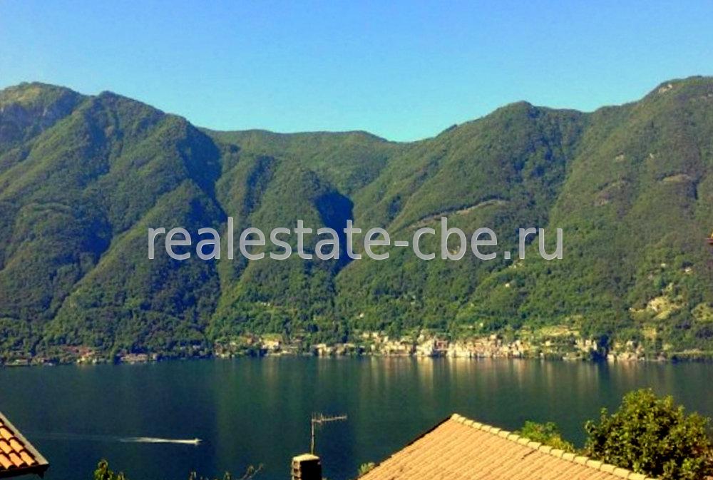 Вилла у озера Комо, Италия, 110 м2 - фото 1