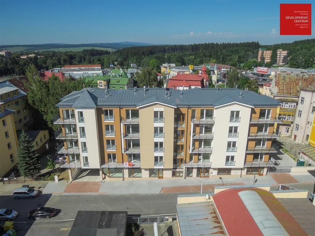 Квартира в Марианске-Лазне, Чехия, 35 м2 - фото 1