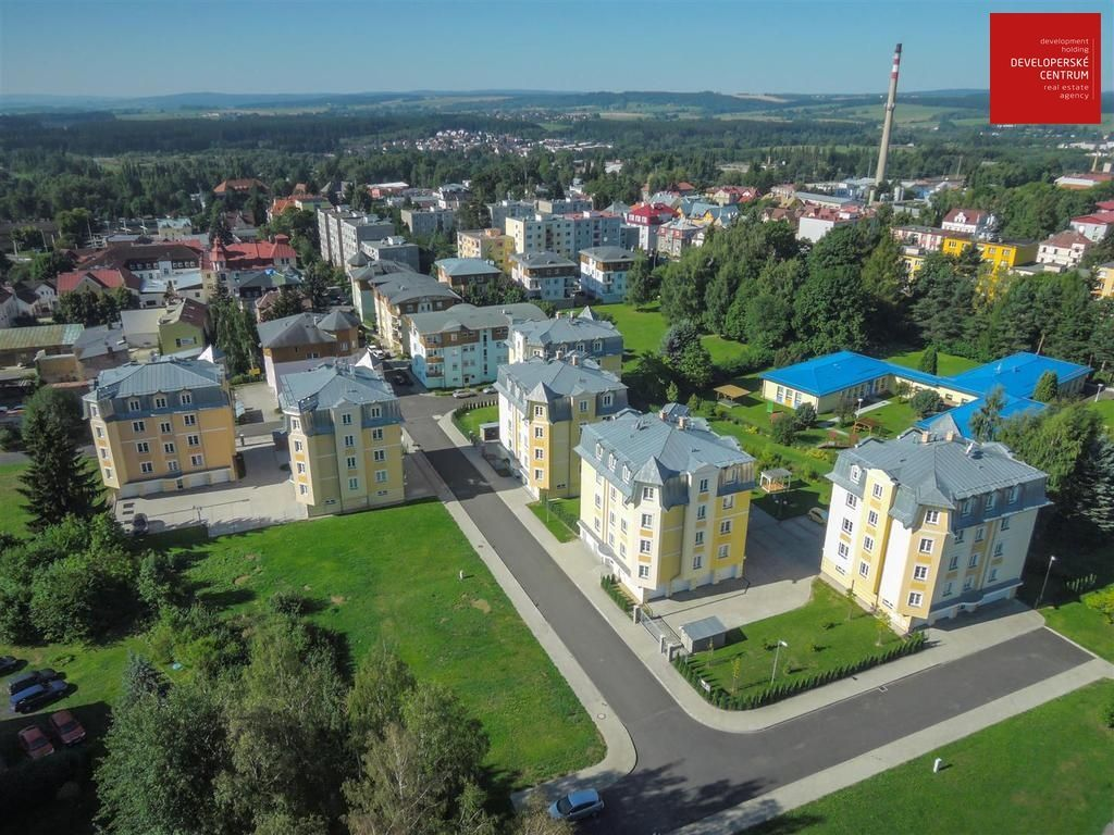 Квартира в Марианске-Лазне, Чехия, 87 м2 - фото 1