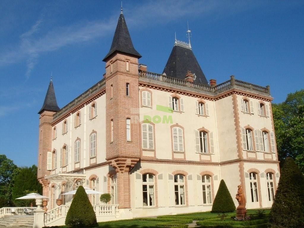 Замок в Тулузе, Франция, 2400 м2 - фото 1