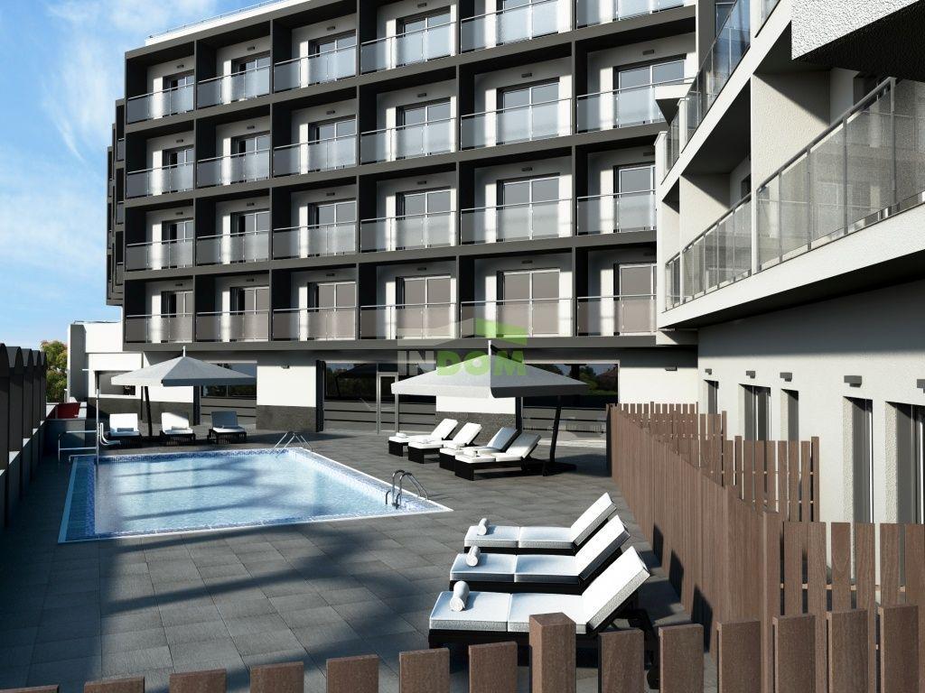 Отель, гостиница на Коста-дель-Маресме, Испания, 2732 м2 - фото 1