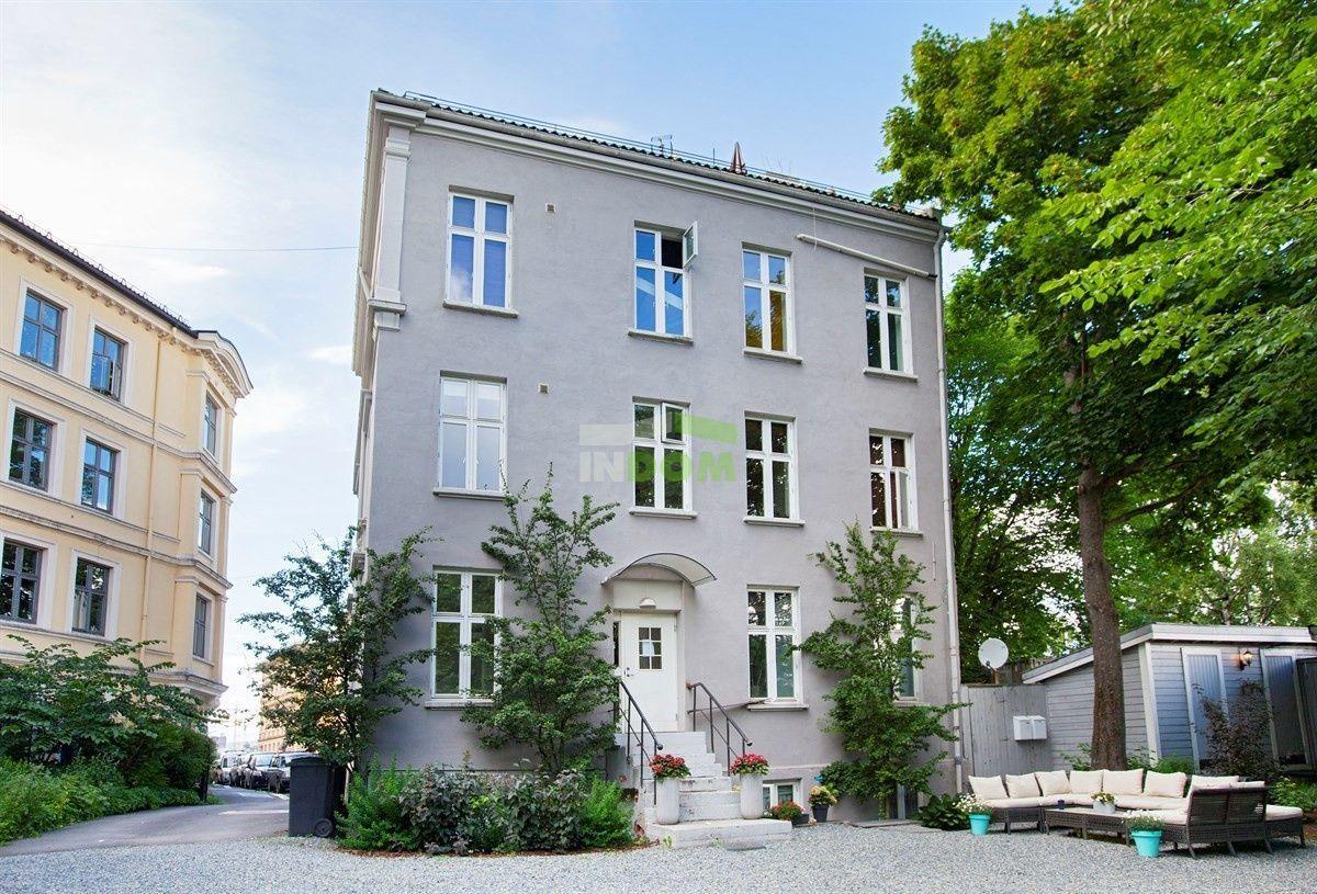 Апартаменты Осло, Норвегия, 45 м2 - фото 1