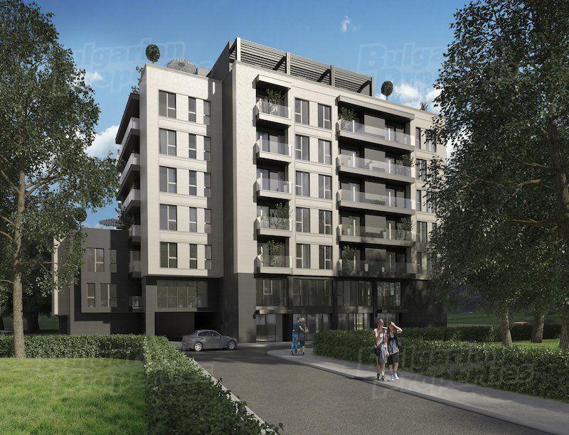 Апартаменты в Софии, Болгария, 76.23 м2 - фото 1