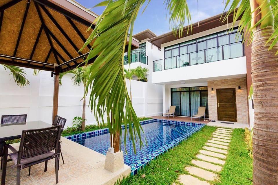 Вилла на Пхукете, Таиланд, 180 м2 - фото 1