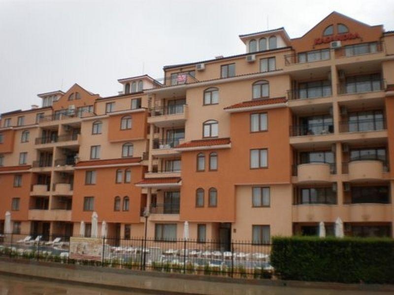 Квартира в Бургасской области, Болгария, 90 м2 - фото 1