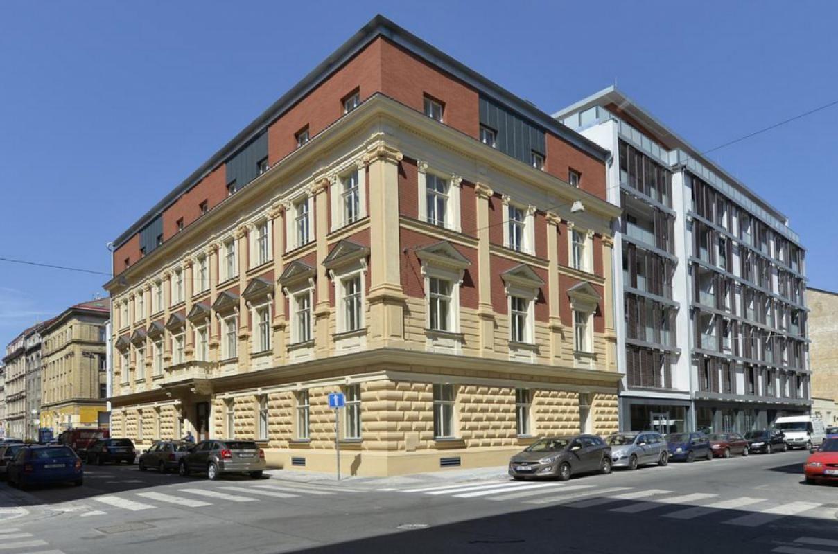 Квартира в Праге, Чехия, 43 м2 - фото 1