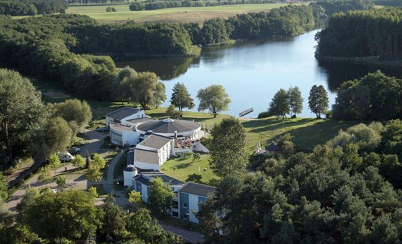 Отель, гостиница в Бранденбурге, Германия, 2631 м2 - фото 1