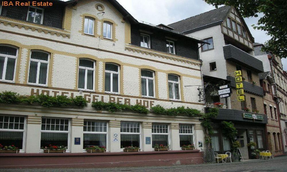 Отель, гостиница в земле Рейнланд-Пфальц, Германия, 1265 м2 - фото 1