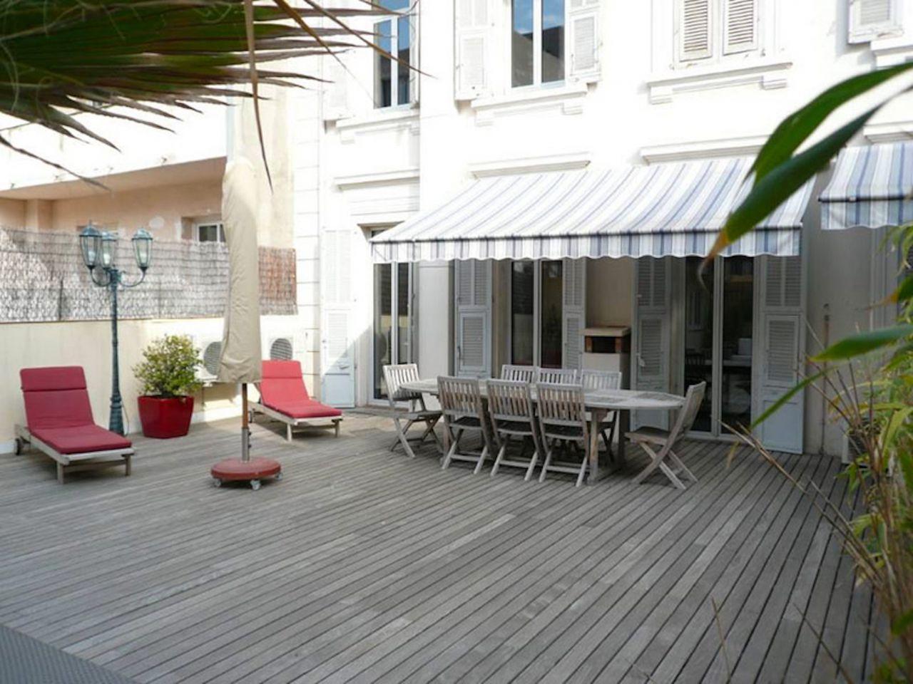 Апартаменты в Каннах, Франция, 100 м2 - фото 1