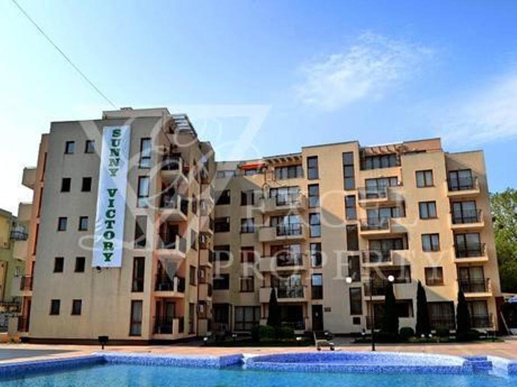 Квартира на Солнечном берегу, Болгария, 77 м2 - фото 1