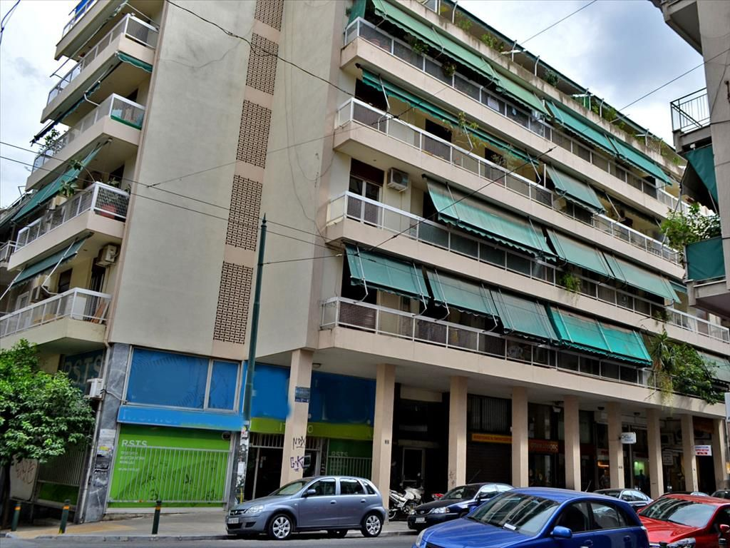 Квартира в Афинах, Греция, 70 м2 - фото 1