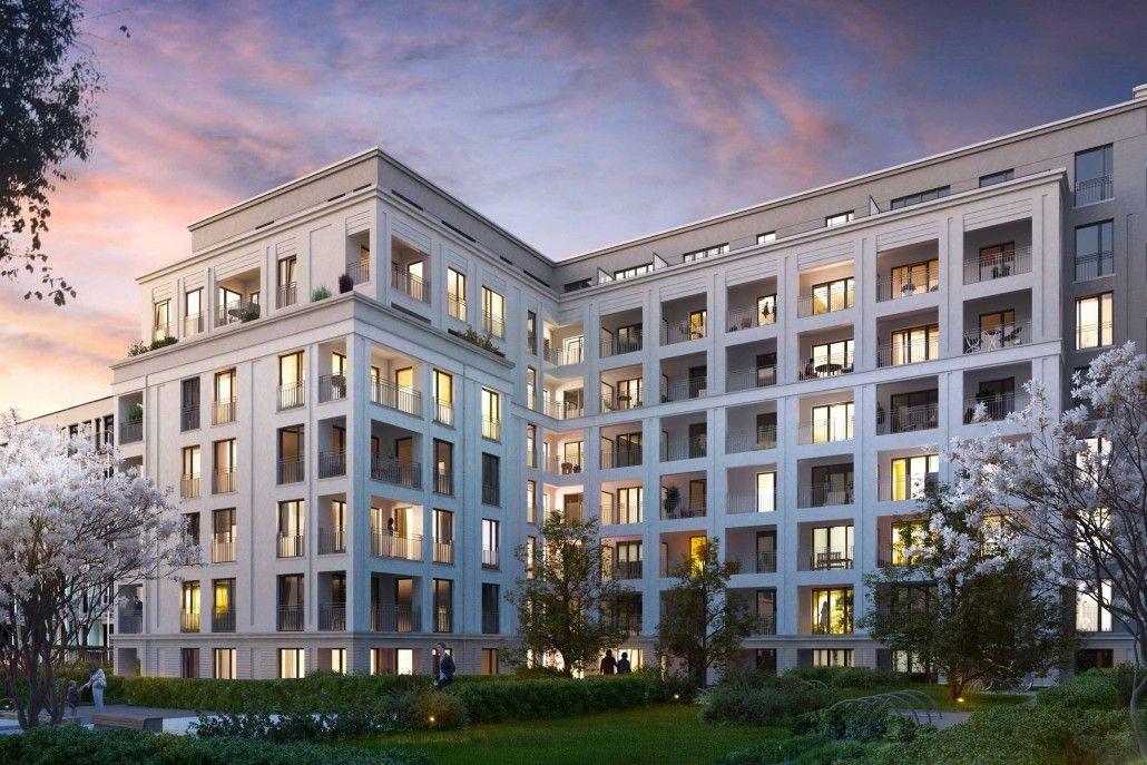 Апартаменты в Мюнхене, Германия, 36.91 м2 - фото 1