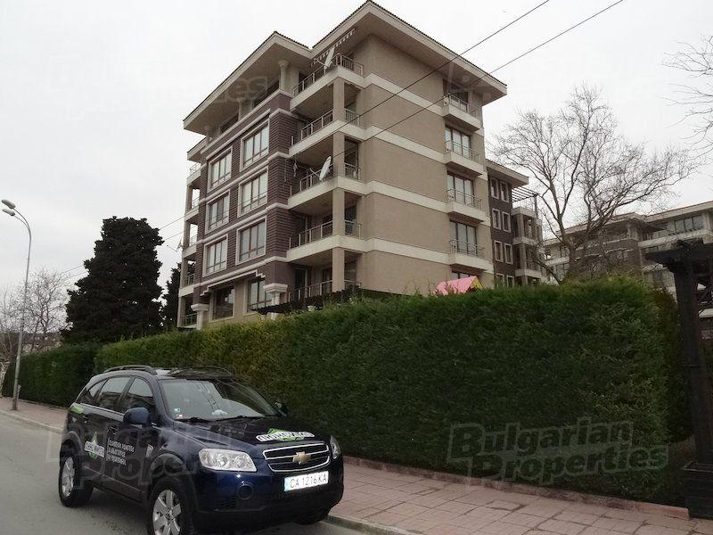 Апартаменты в Святых Константине и Елене, Болгария, 126 м2 - фото 1