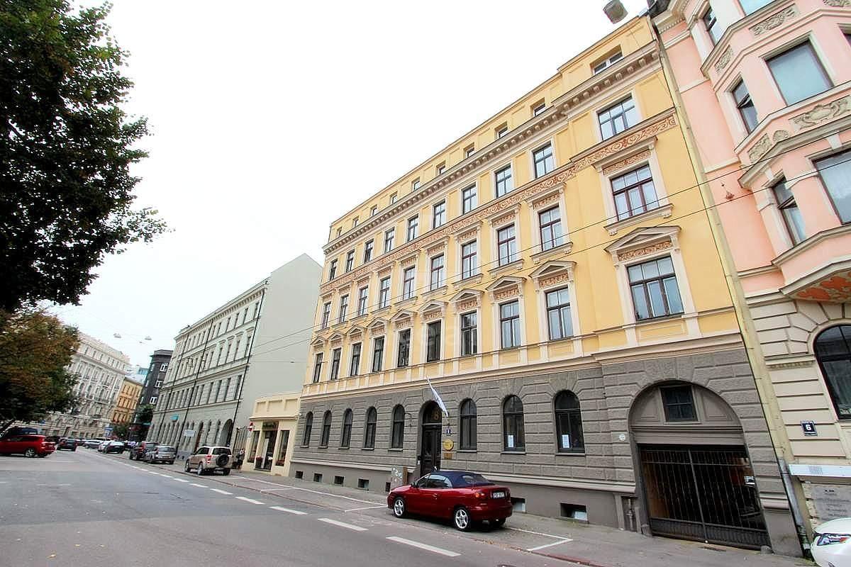 Квартира в Риге, Латвия, 188 м2 - фото 1