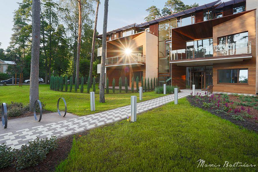 Квартира в Юрмале, Латвия, 124.9 м2 - фото 1
