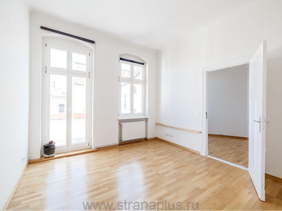 Квартира в Берлине, Германия, 47 м2 - фото 1