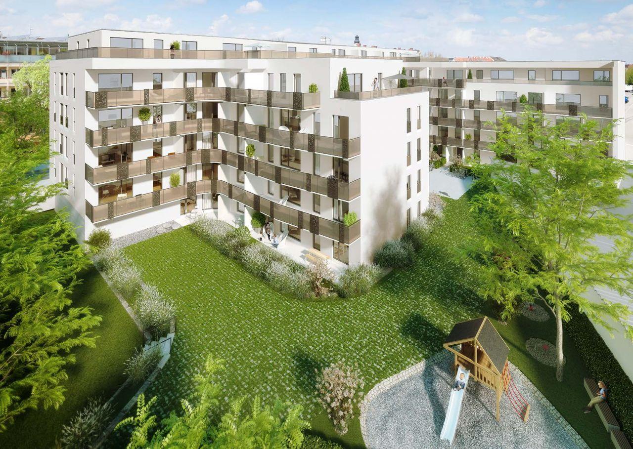 Квартира в Мюнхене, Германия, 62.93 м2 - фото 1