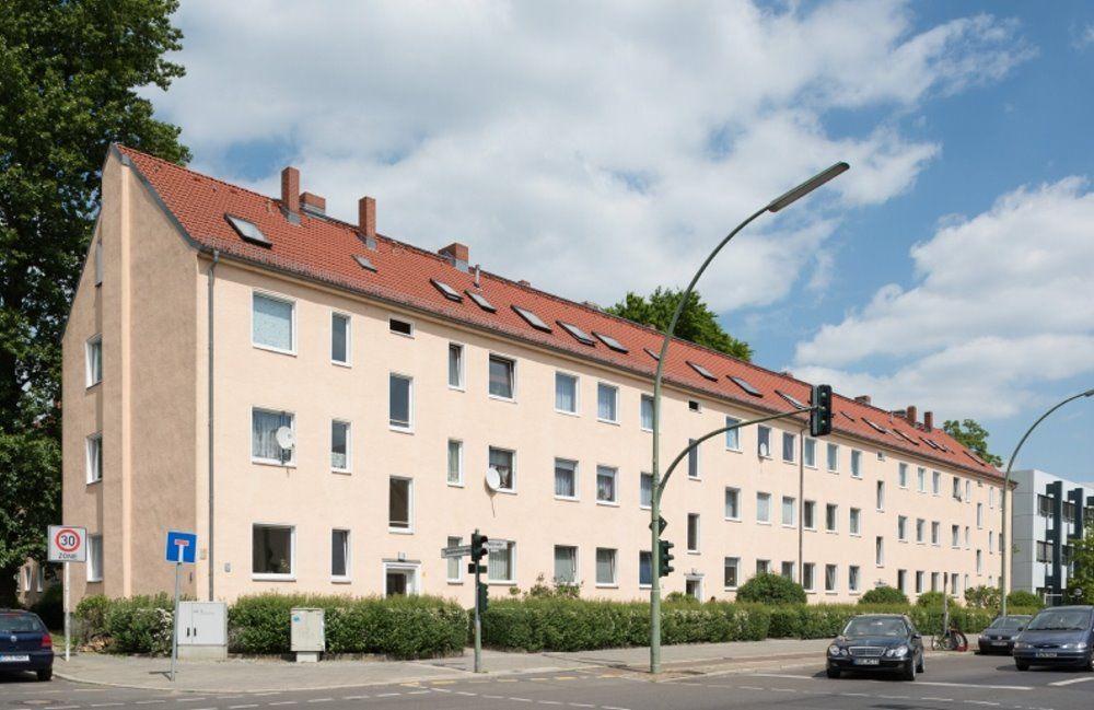 Квартира в Берлине, Германия, 28.61 м2 - фото 1