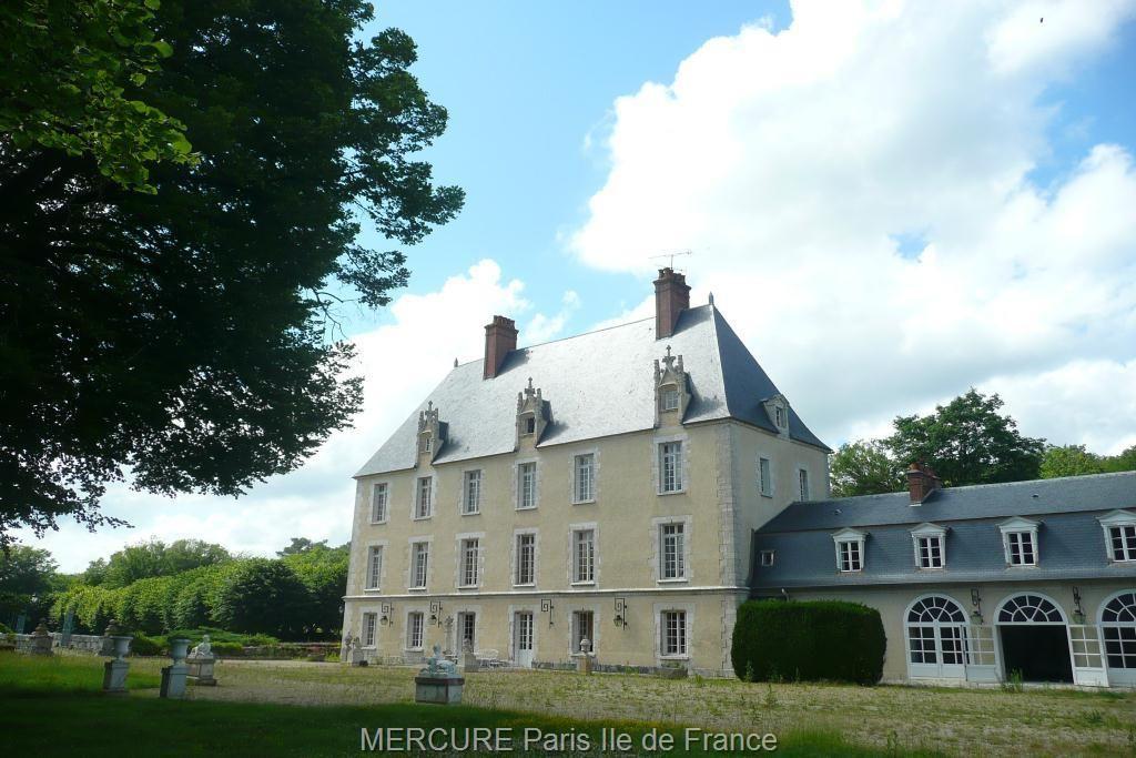 Замок в Иль-де-Франс, Франция, 50000 м2 - фото 1