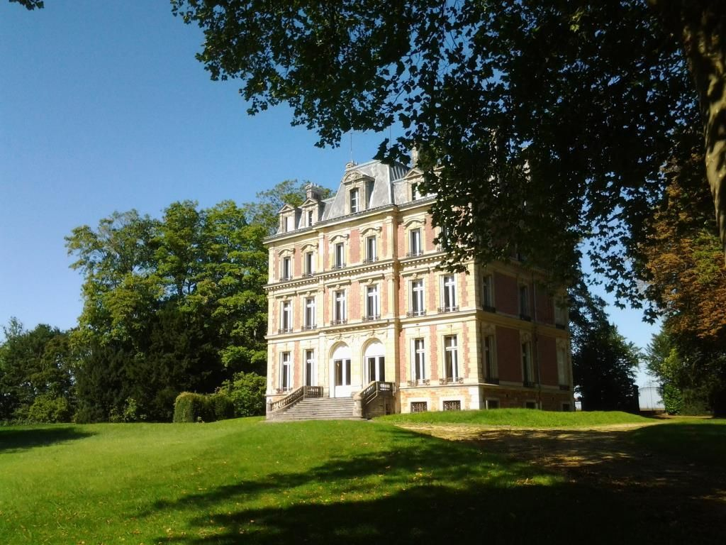 Замок в Иль-де-Франс, Франция, 800 м2 - фото 1