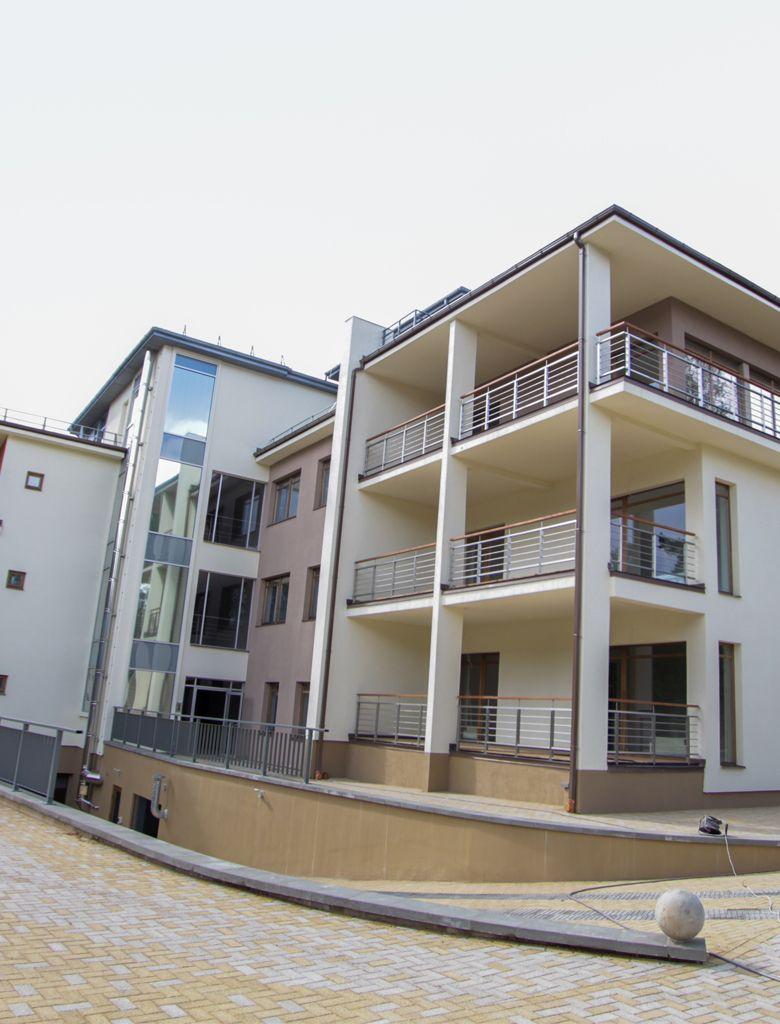 Апартаменты Балтэзерс, Латвия, 127 м2 - фото 1