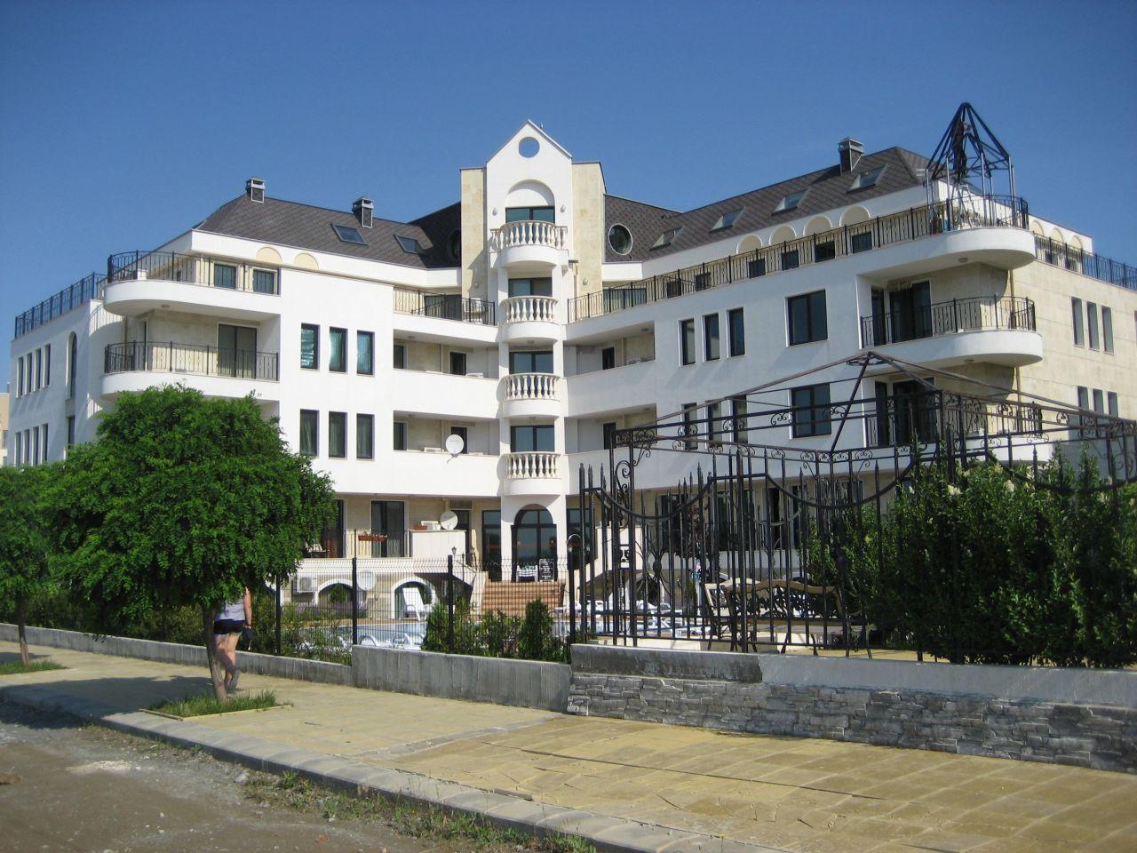 Апартаменты в Святом Власе, Болгария, 48.6 м2 - фото 1