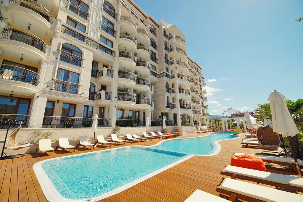 Апартаменты в Святом Власе, Болгария, 44 м2 - фото 1