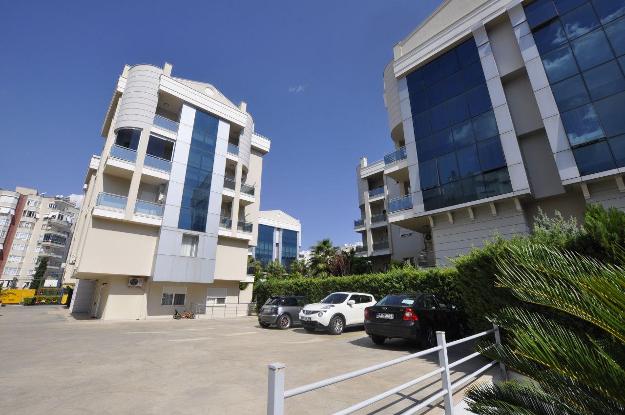 Квартира в Анталии, Турция, 85 м2 - фото 1
