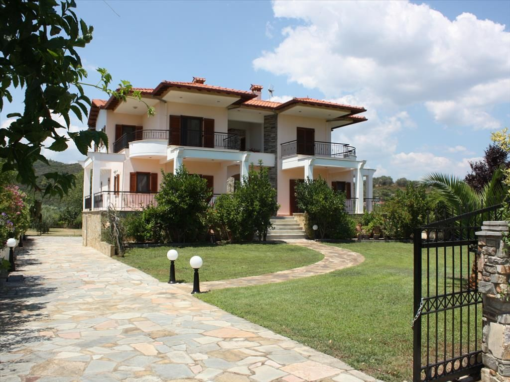 Вилла в Ситонии, Греция, 346 м2 - фото 1