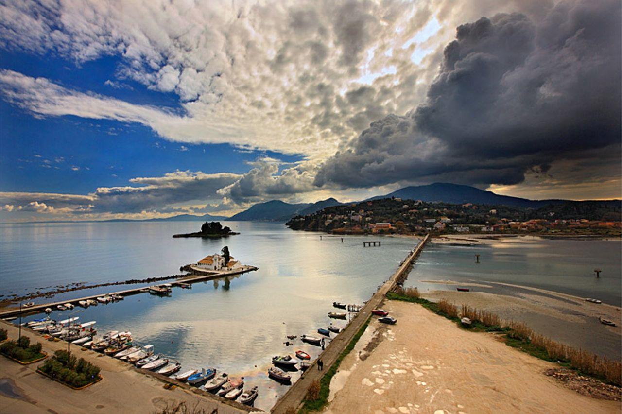 Квартира на Керкире, Греция, 80 м2 - фото 1