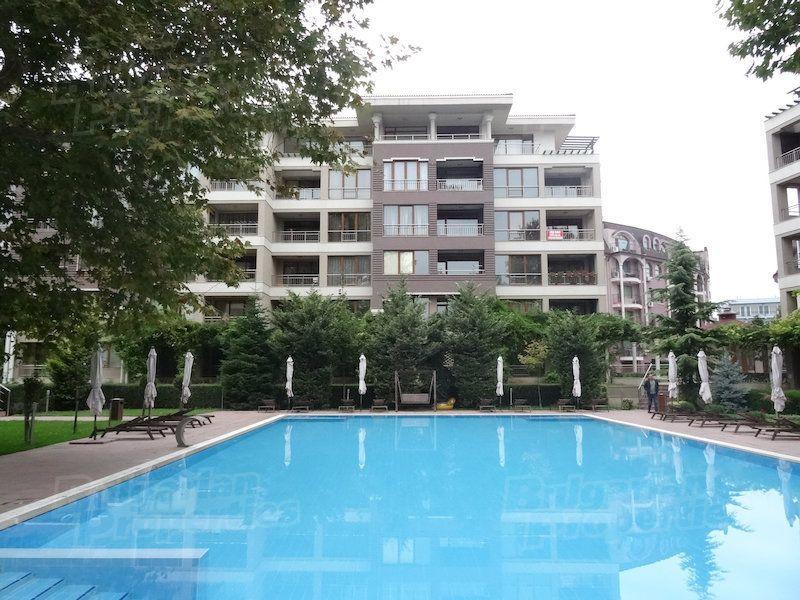 Апартаменты в Святых Константине и Елене, Болгария, 138.29 м2 - фото 1