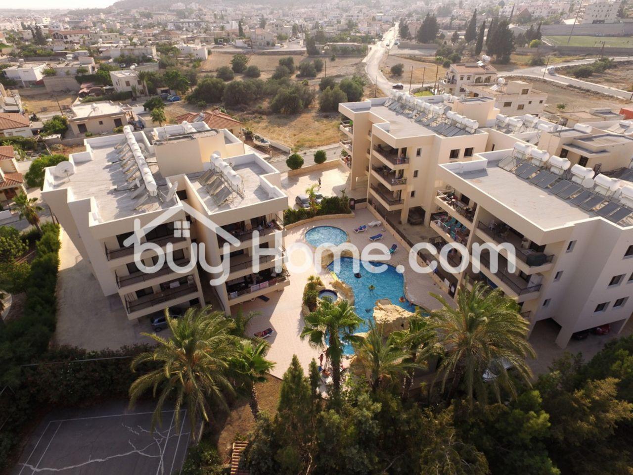 Апартаменты в Ларнаке, Кипр, 57 м2 - фото 1