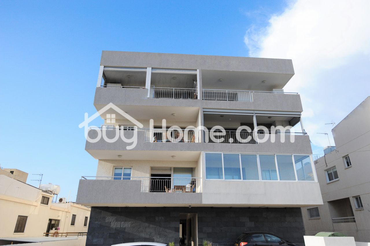Апартаменты в Ларнаке, Кипр, 80 м2 - фото 1