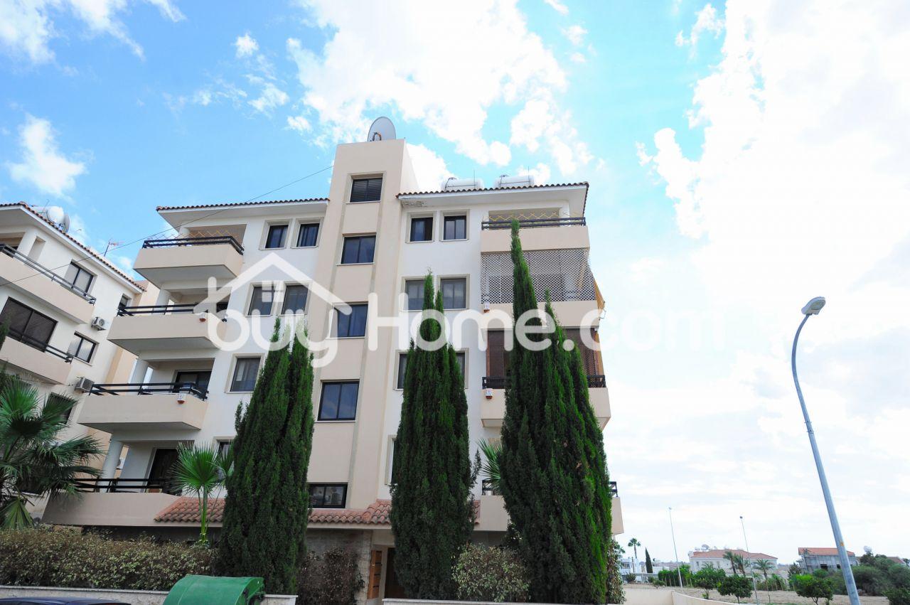 Апартаменты в Ларнаке, Кипр, 95 м2 - фото 1