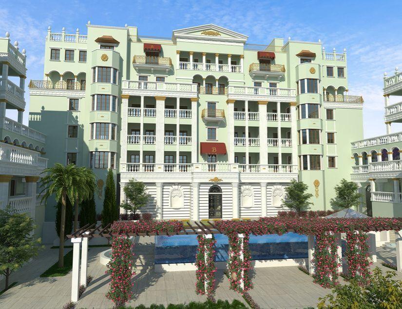 Квартира в Лимассоле, Кипр, 118 м2 - фото 1