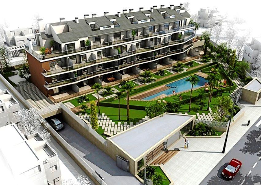 Апартаменты на Коста-Бланка, Испания, 60 м2 - фото 8