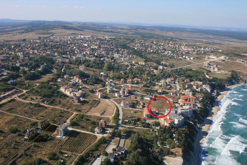 Земля в Бяле, Болгария, 428 м2 - фото 1