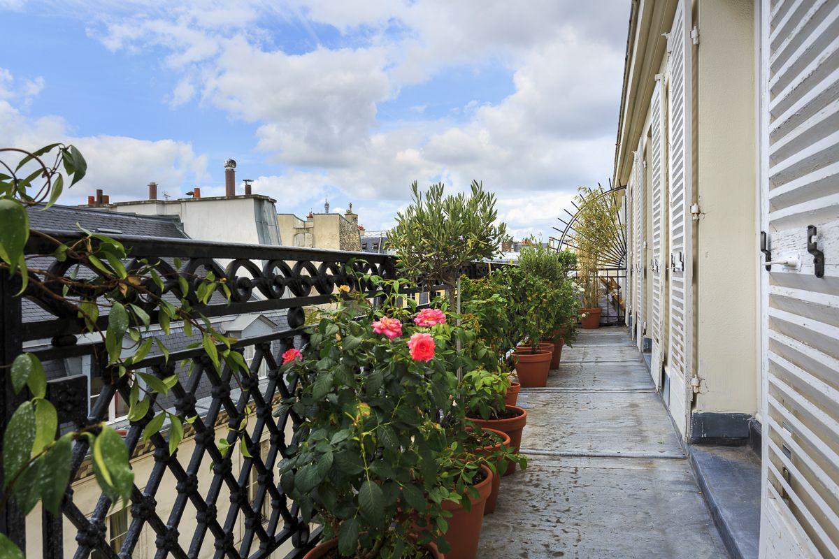 Апартаменты в Париже, Франция, 117 м2 - фото 1