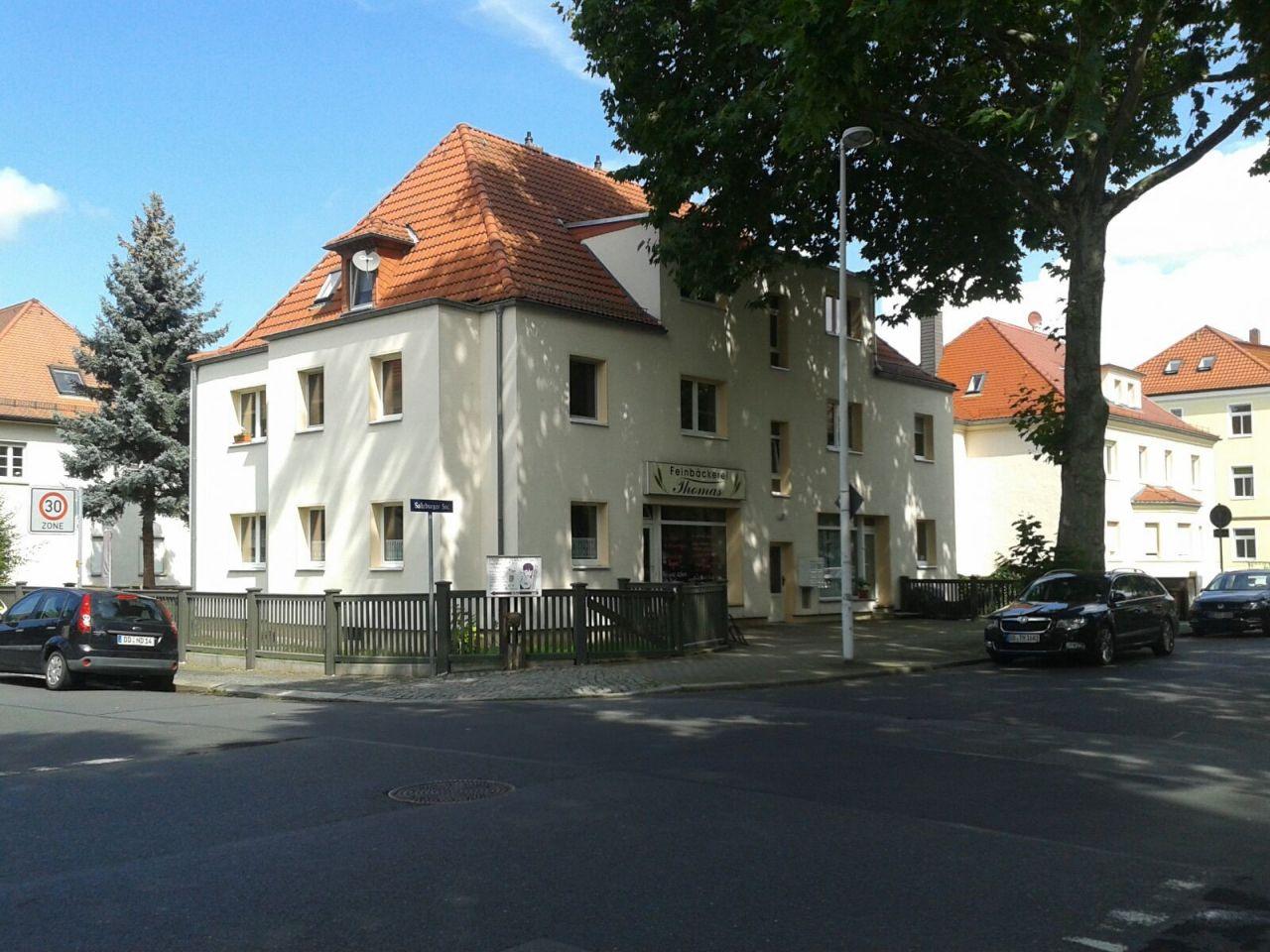 Доходный дом в Дрездене, Германия, 502 м2 - фото 1