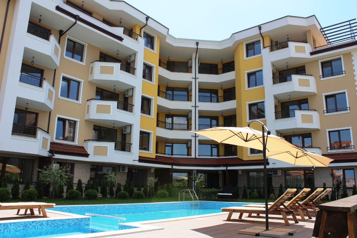 Апартаменты в Равде, Болгария, 54.94 м2 - фото 1