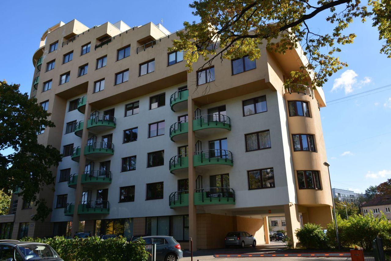 Апартаменты в Риге, Латвия, 115 м2 - фото 1