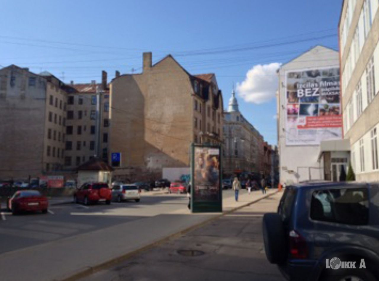 Земля в Риге, Латвия, 1650 м2 - фото 1