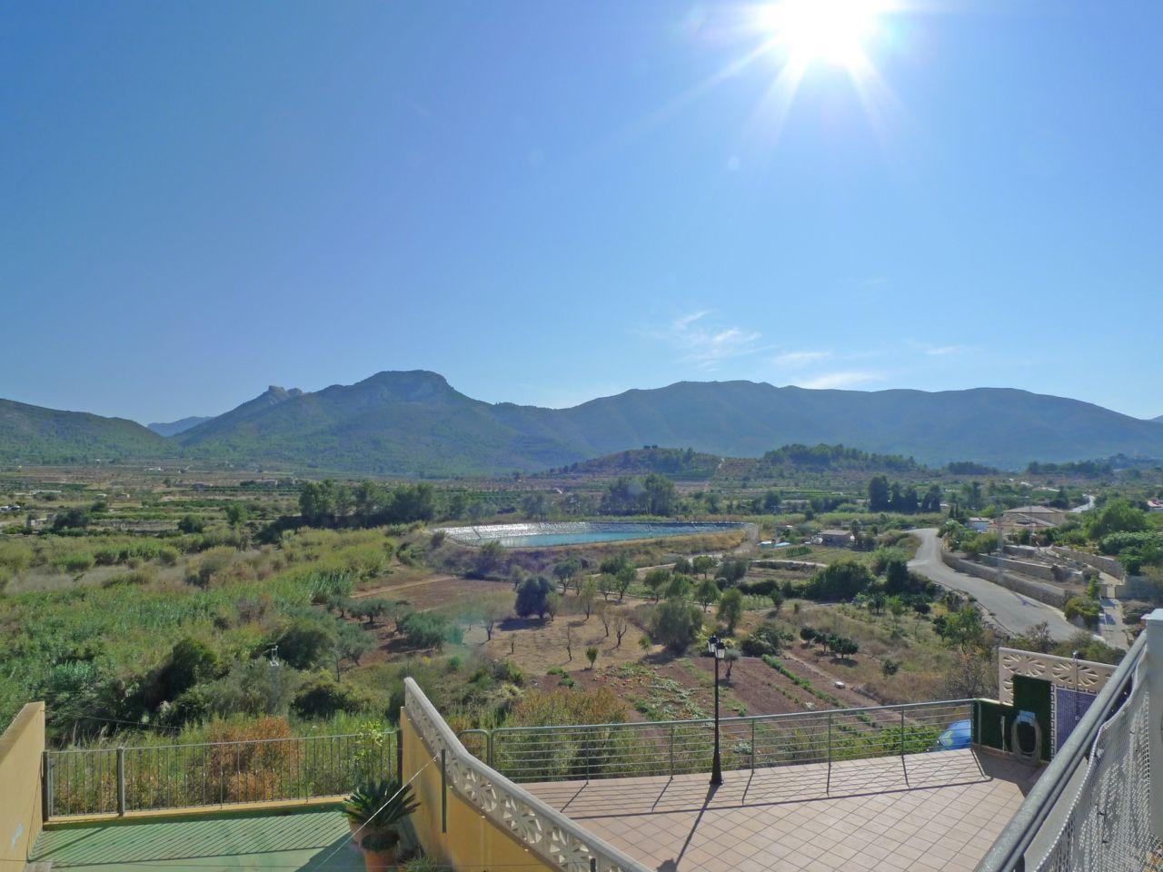 Таунхаус в Алькалали, Испания, 190 м2 - фото 1