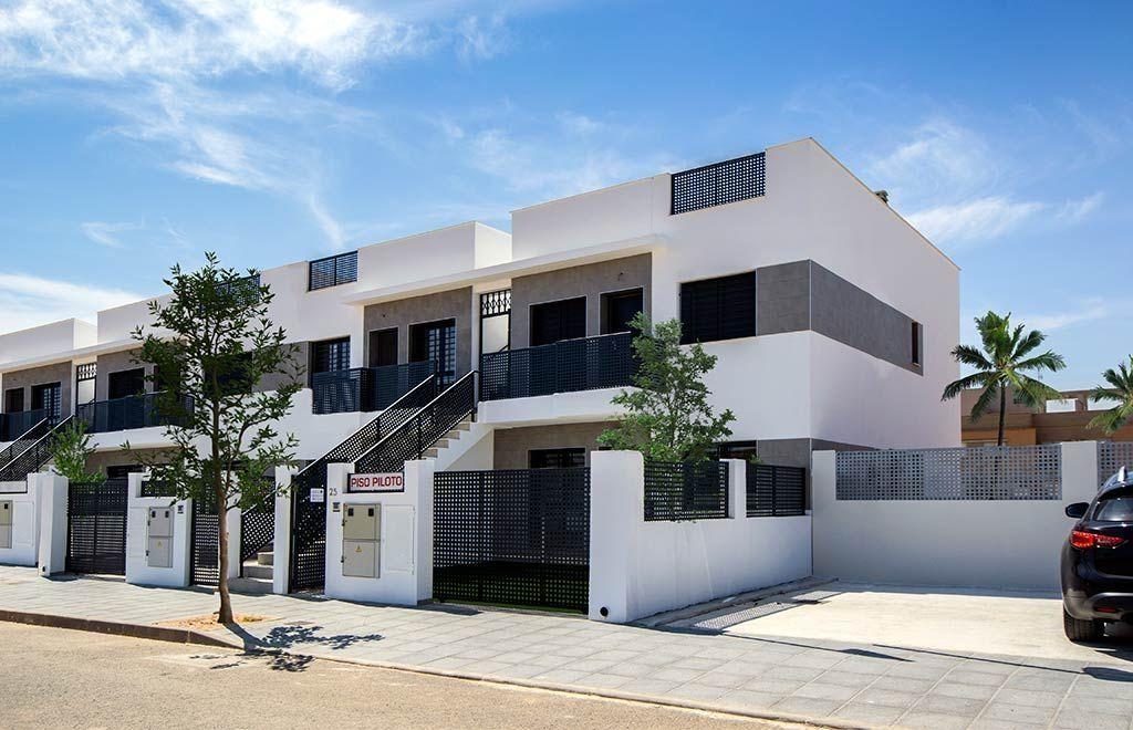 Апартаменты на Коста-Бланка, Испания, 63 м2 - фото 1