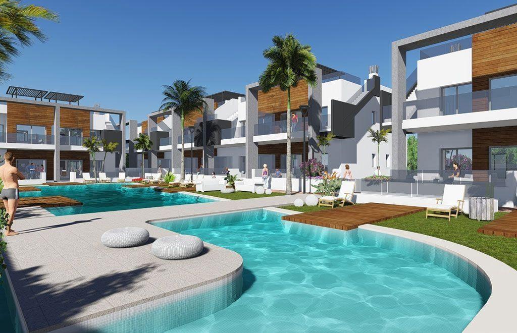 Апартаменты в Гуардамар-дель-Сегура, Испания, 72 м2 - фото 1