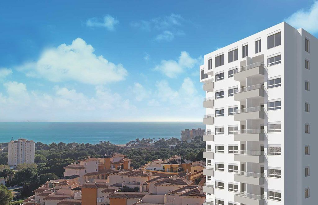 Апартаменты в Торревьехе, Испания, 72 м2 - фото 1